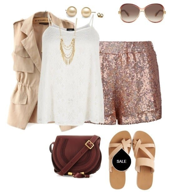 polyvore-image-1 18 Plus Size Sequin Outfits-How to Wear Sequin as Curvy Women