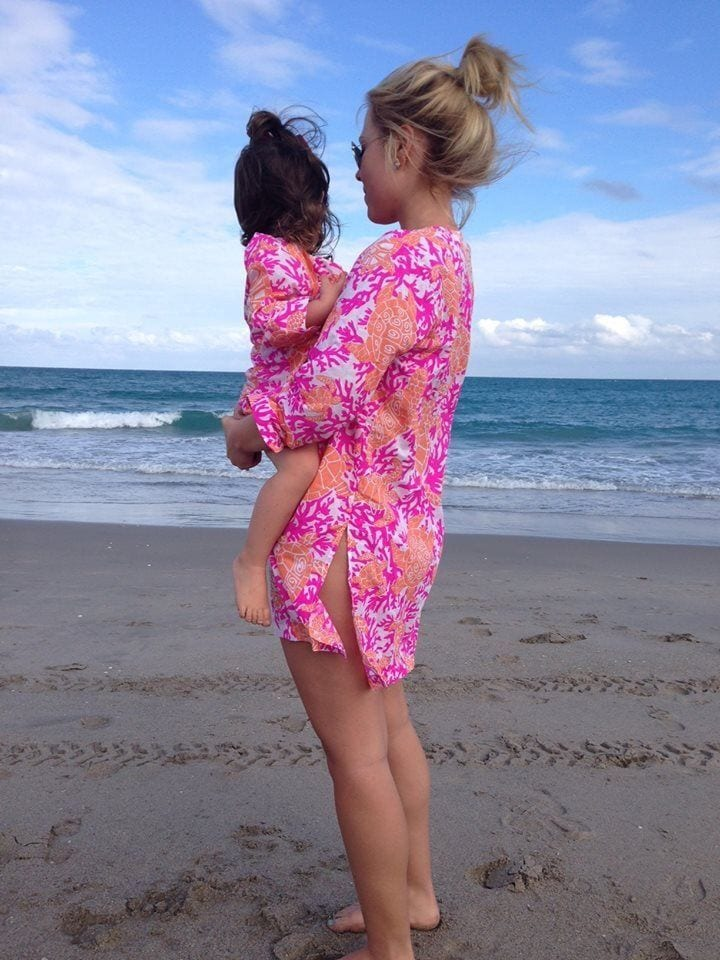 r9 100 Cutest Matching Mother Daughter Outfits on Internet So Far