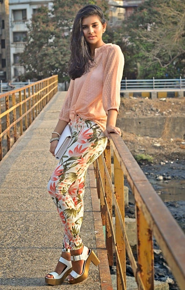 reliance-trends-ss-summerrunwayproject-1_1431425489 Printed Pants Outfits-17 Ideas On How To Wear Printed Pants