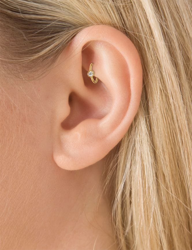 rook Cartilage Piercings Guide - Every Thing You Need to Know About it