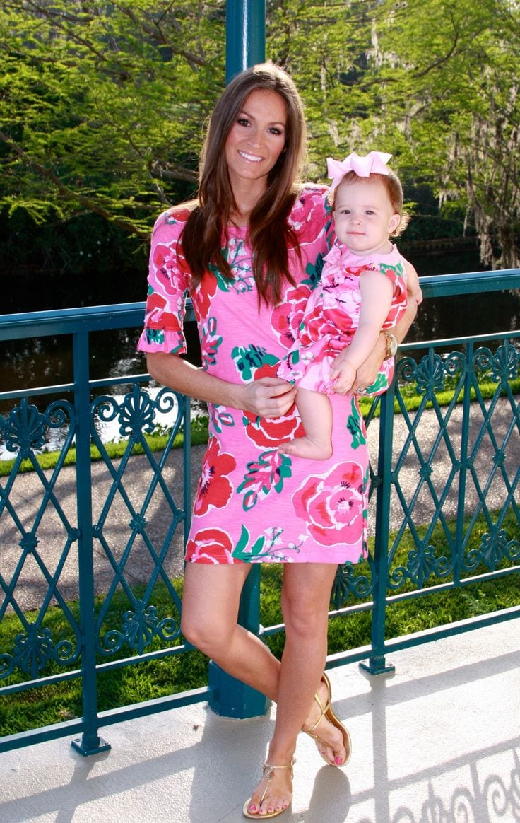 matching outfits for mother daughter (1)