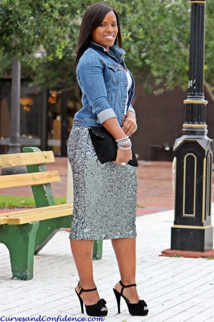skirt-1-682x1024 Outfits with Jeans-50 Best Looks with Jeans You can Have Now