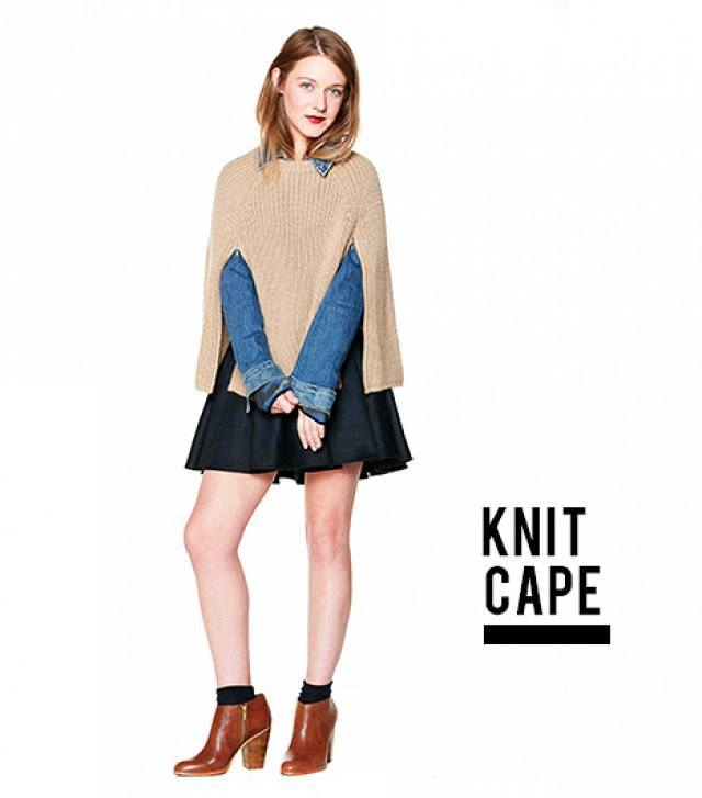 tc4 Cape Outfit Ideas - 25 Stylish Ways to Wear Cape Fashionably