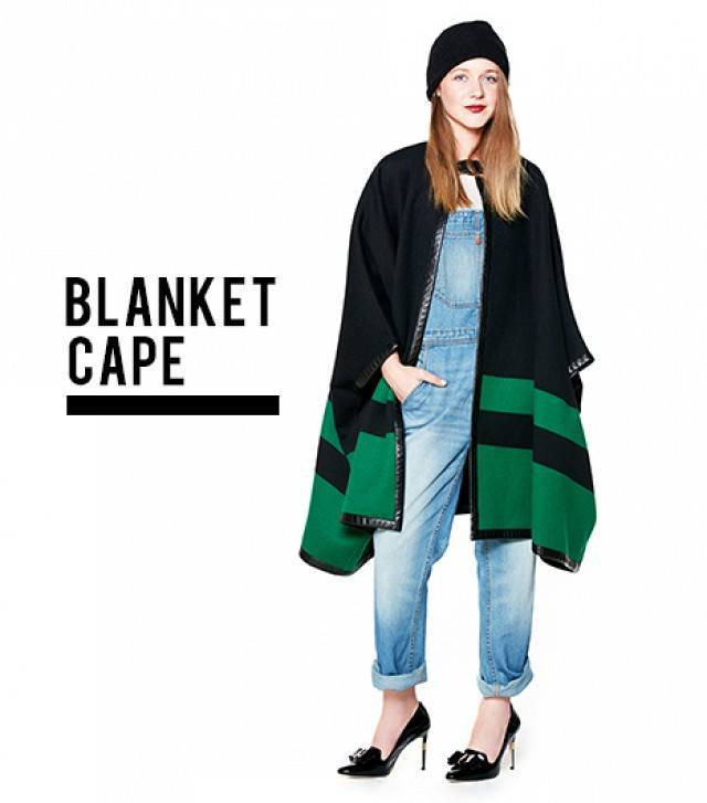 tc5 Cape Outfit Ideas - 25 Stylish Ways to Wear Cape Fashionably
