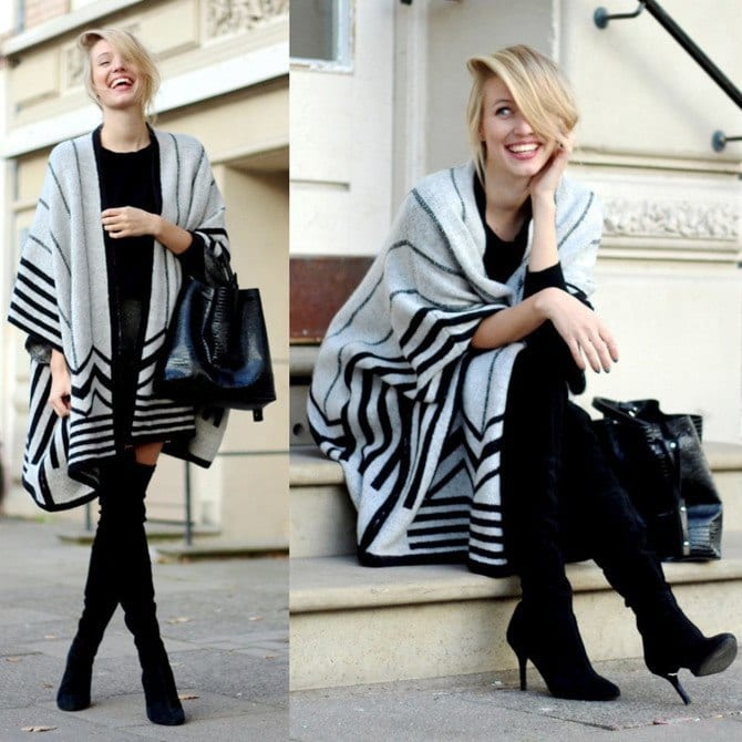 tc7 Cape Outfit Ideas - 25 Stylish Ways to Wear Cape Fashionably