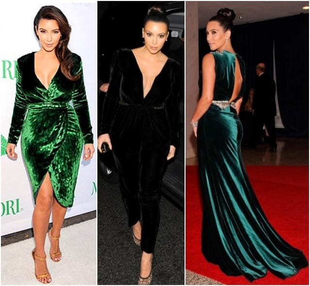 velvet3 Velvet Outfit ideas-20 Ways to Wear Velvet Dresses Stylishly