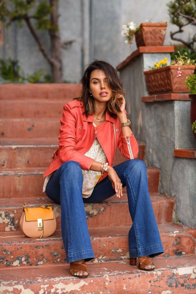 vivaLuxury_iro-7-630x945 Outfits with Jeans-50 Best Looks with Jeans You can Have Now