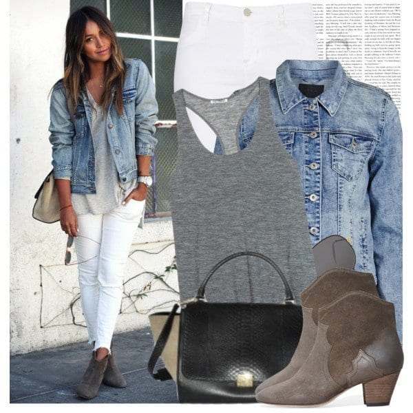 y Outfits with Jeans-50 Best Looks with Jeans You can Have Now
