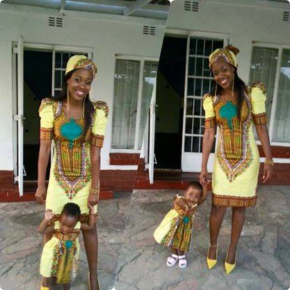 zzzz 100 Cutest Matching Mother Daughter Outfits on Internet So Far