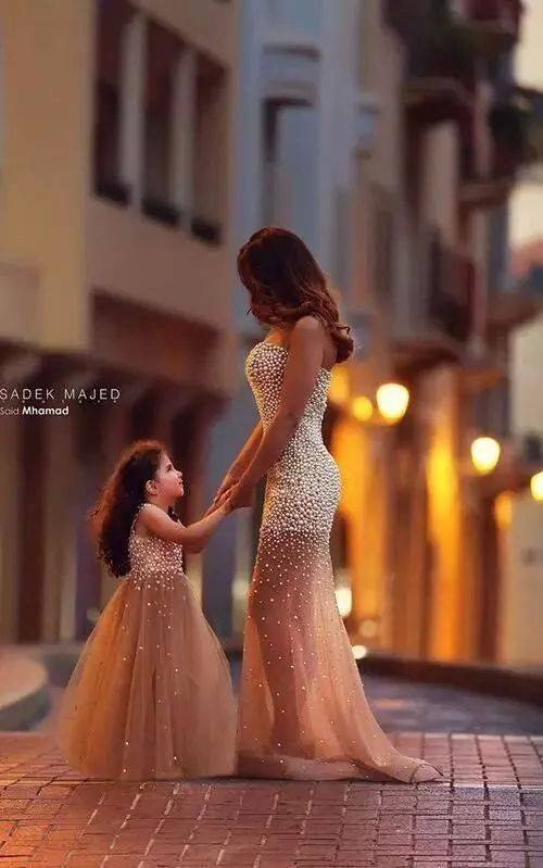 zzzzzz 100 Cutest Matching Mother Daughter Outfits on Internet So Far