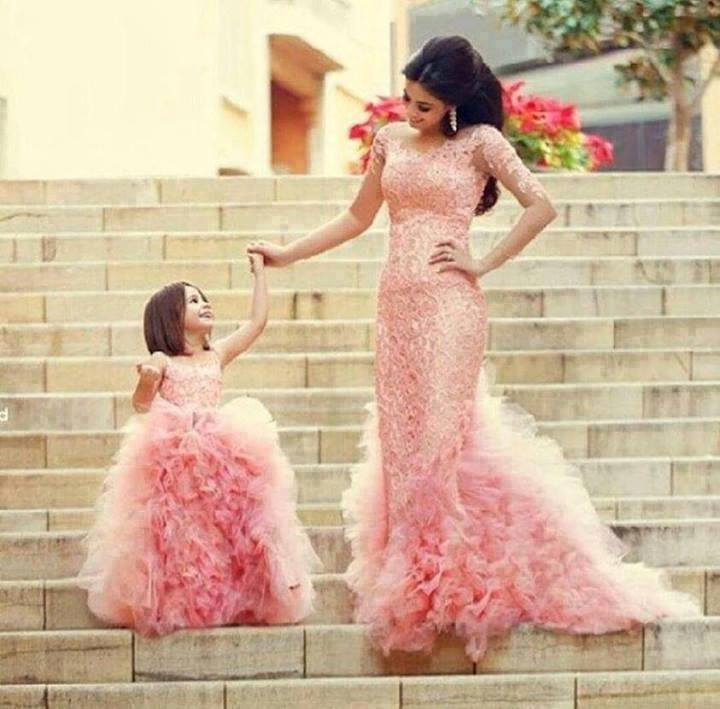zzzzzzzzz 100 Cutest Matching Mother Daughter Outfits on Internet So Far