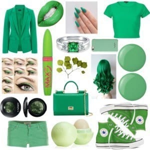 Pantone Color Inspired outfits (8)