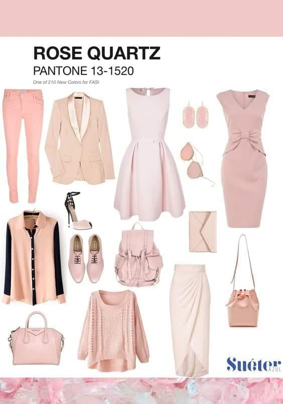Pantone Color Inspired outfits (7)
