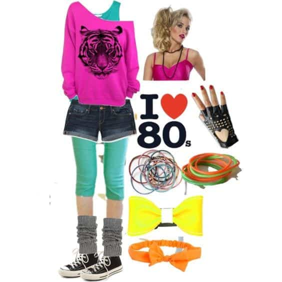 80s Fashion For Kids The Image Kid Has It