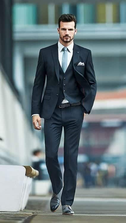 How to Wear Formal Shoes Styles (1)