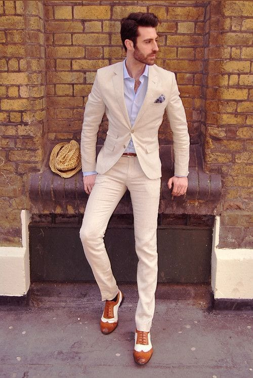 How to Wear Formal Shoes Styles (8)