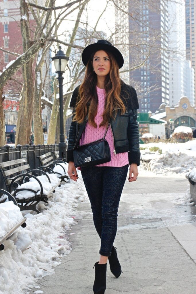 46734c140683b036f651c97b7c67cbb5715d6646-day-2-in-new-york-power-pink-5-1200-1-683x1024 Cozy Winter Outfit Idea-20 Cute and Warm Outfits for Winters