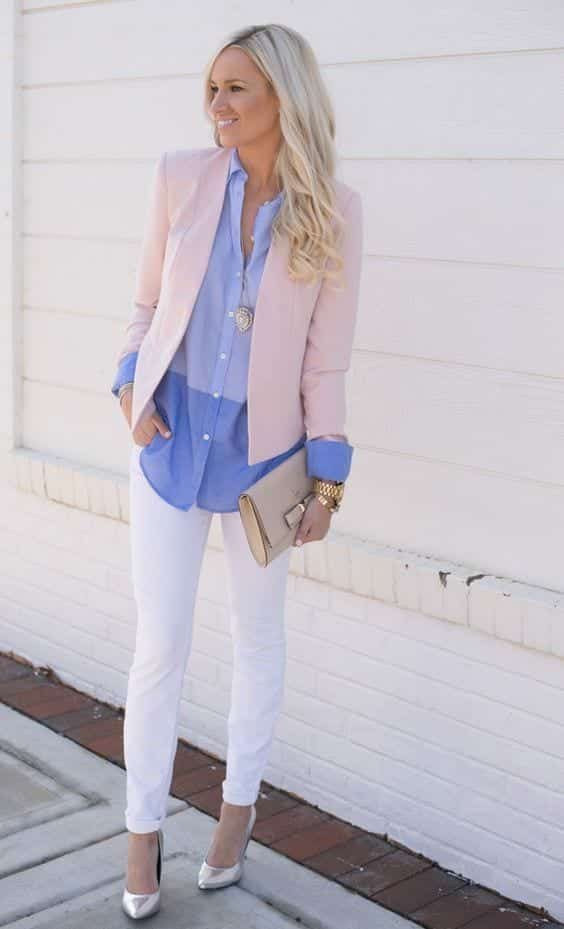 Pantone Color Inspired outfits (14)