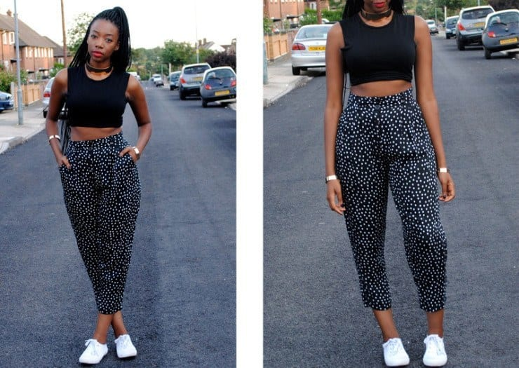 Black Teenage Girls Fashion (1)