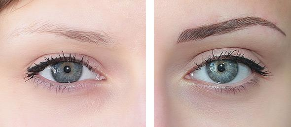 Eyebrows_10a Tattoos For Permanent Cosmetic Purposes - Complete Guide