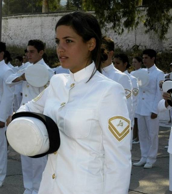 Greece Top 20 Countries With Most Attractive Female Soldiers In World