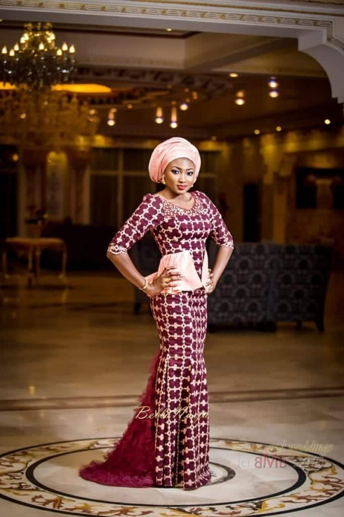 Mimi-and-Nas-Hausa-Muslim-Wedding-in-Nigeria-BMB-Photography-BellaNaija-Weddings-012-682x1024 Hijab Engagement Dresses - 27 Beautiful Engagement Dresses for Hijabis