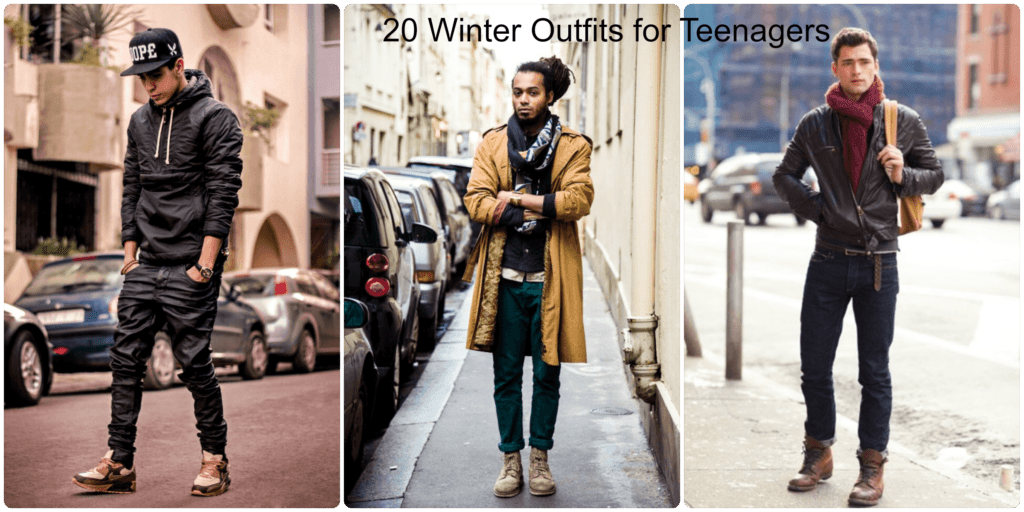 PicMonkey-Collage-1-1024x512 Winter Outfits for Teen Guys-20 Fashionable Guys Winter Looks