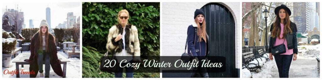 PicMonkey-Collage-1024x256 Cozy Winter Outfit Idea-20 Cute and Warm Outfits for Winters
