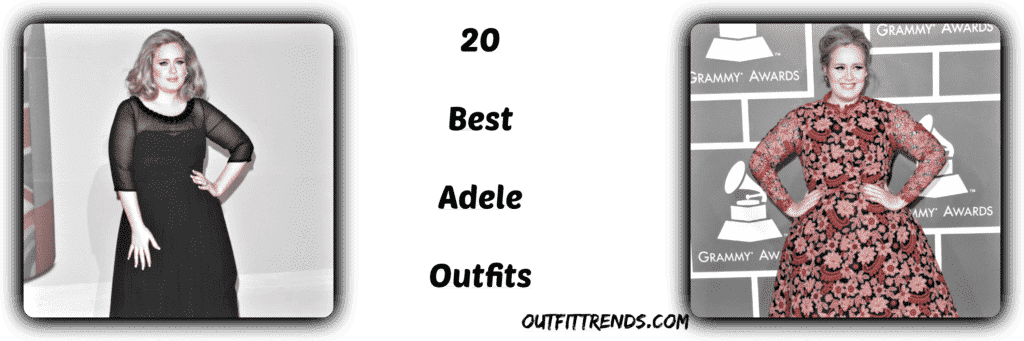 PicMonkey-Collage-2-1024x341 20 Best Adele Outfits Every Plus Size Woman Should Follow