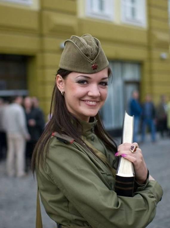 Russia Top 20 Countries With Most Attractive Female Soldiers In World