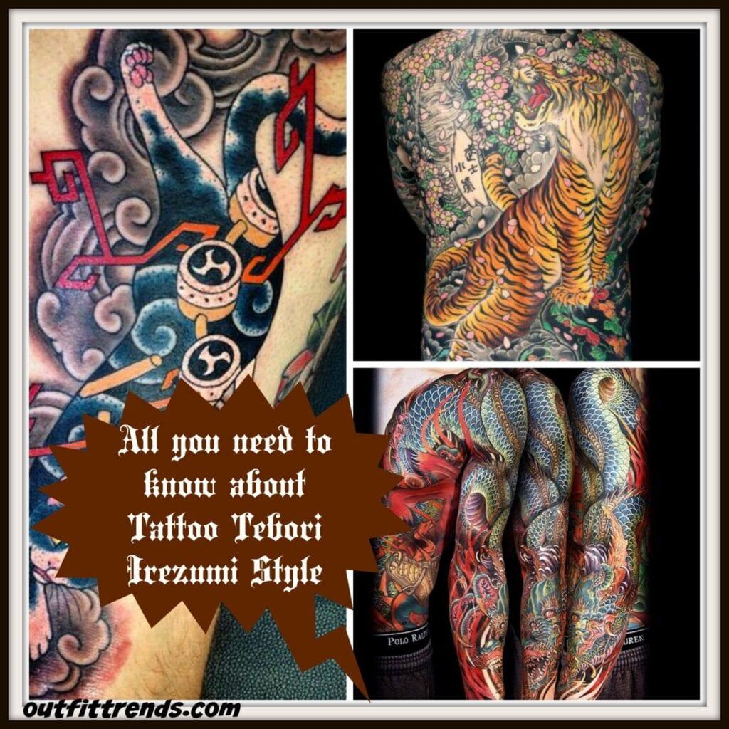 Tattoo-Tebori-Irezumi-Style-1024x1024 Getting A Tattoo Tebori Irezumi Style - All You Need To Know