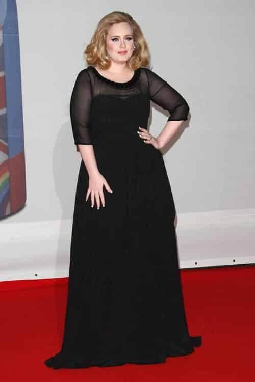 adele-outfits-1 20 Best Adele Outfits Every Plus Size Woman Should Follow