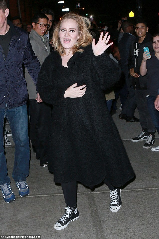 adele-outfits-14 20 Best Adele Outfits Every Plus Size Woman Should Follow
