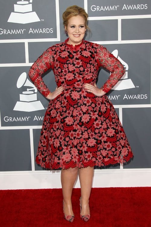 adele-outfits-2 20 Best Adele Outfits Every Plus Size Woman Should Follow