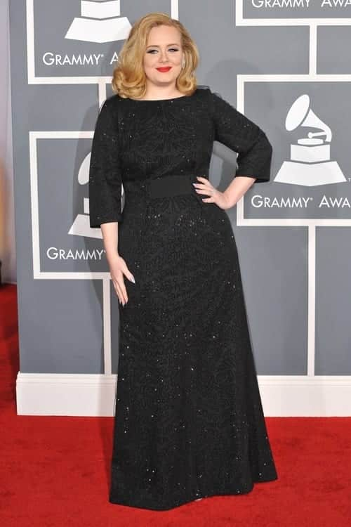 adele-outfits-3 20 Best Adele Outfits Every Plus Size Woman Should Follow