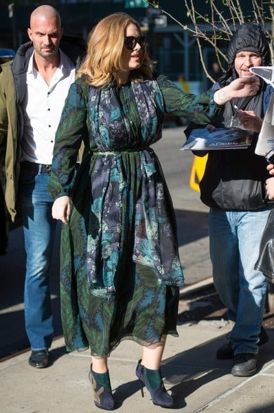 adele-outfits-6 20 Best Adele Outfits Every Plus Size Woman Should Follow