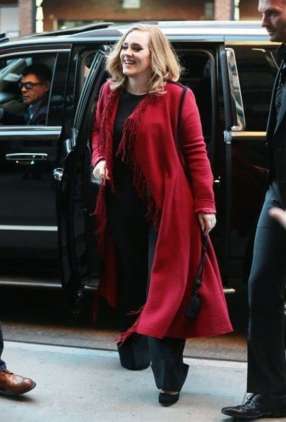 adele-outfits-9 20 Best Adele Outfits Every Plus Size Woman Should Follow