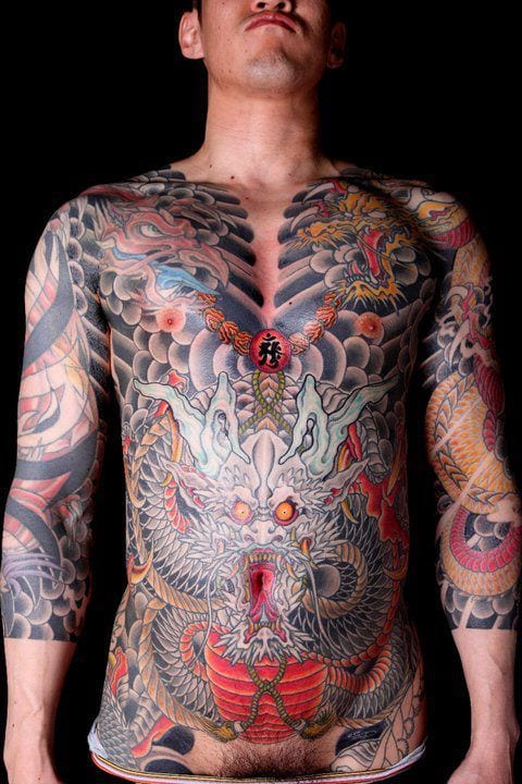 Amazing Tebori Irezumi Tattoos (3)