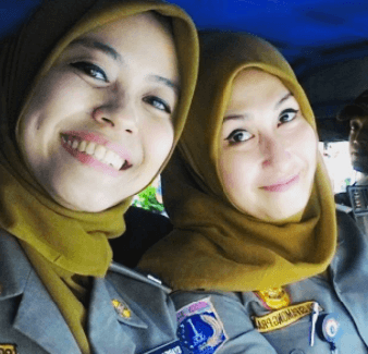 beautiful-indonesian-soldier-in-uniform Top 20 Countries With Most Attractive Female Soldiers In World