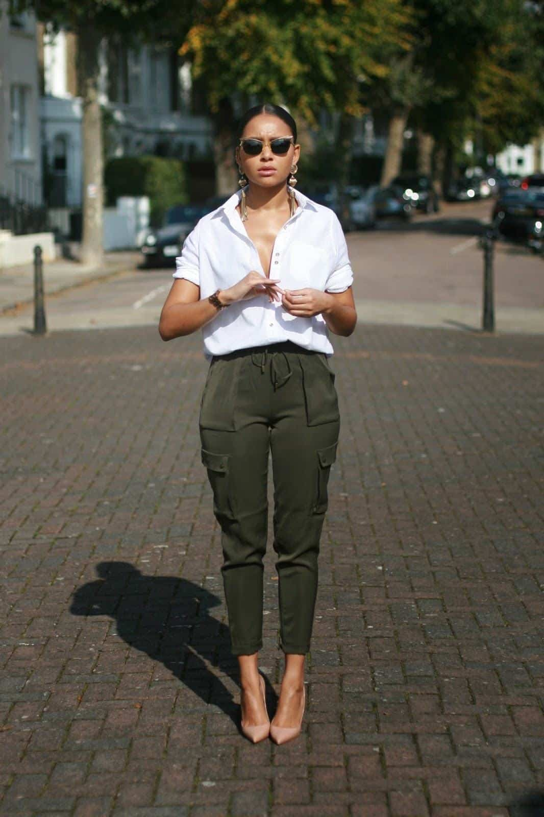 Bluemelon Photo Hosting: upload, share or sell photos online Pantalon fashion style militaire