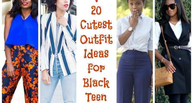 black teen girls