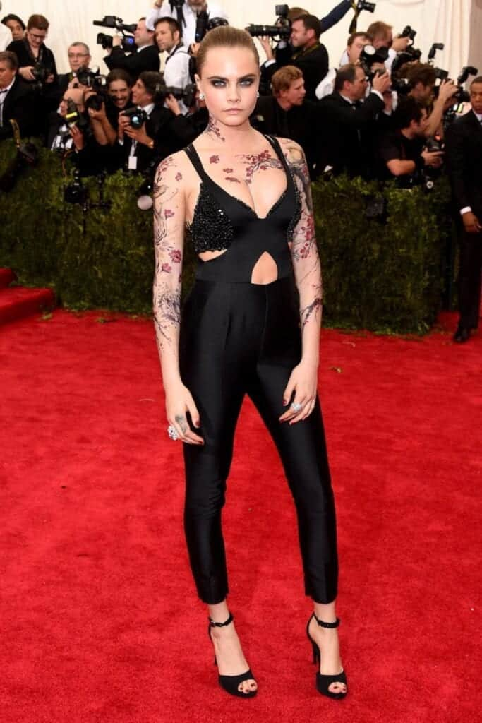 cara-delevingne-683x1024 How to Dress Punk? 25 Cute Punk Rock Outfit Ideas