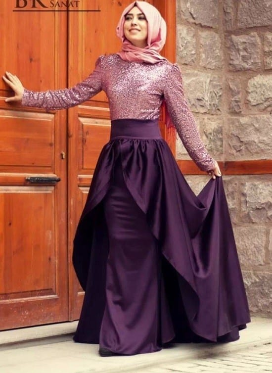 Hijab Engagement Dress Top 27 Engagement Dresses For Hijabis