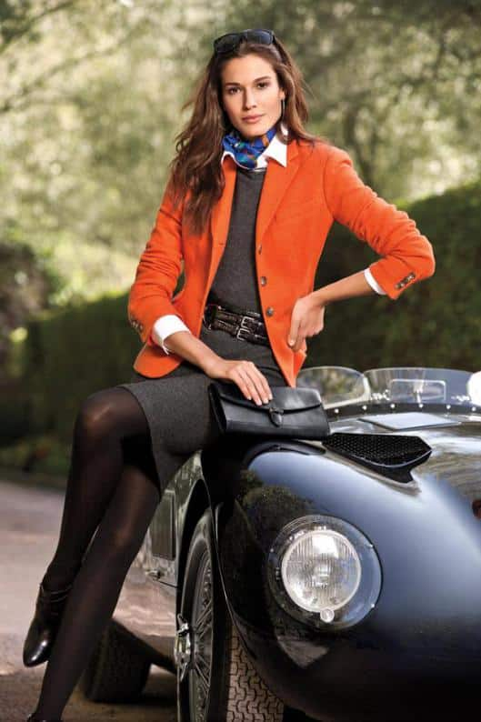 horses-12 18 Trendy Equestrian Inspired Outfit Ideas for Women