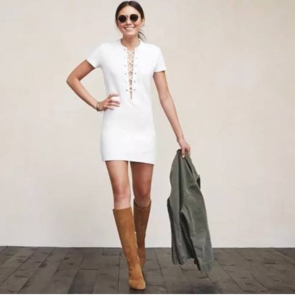 lace-up-13 20 Cute Lace up Dresses That are Trending These Days