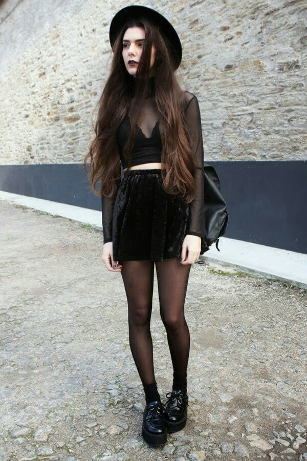 Punk Way to Dress (16)