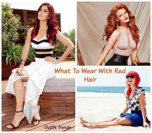 red-hair-outfits What to Wear with Red Hair?18 Cute outfit for Red Hair Girls