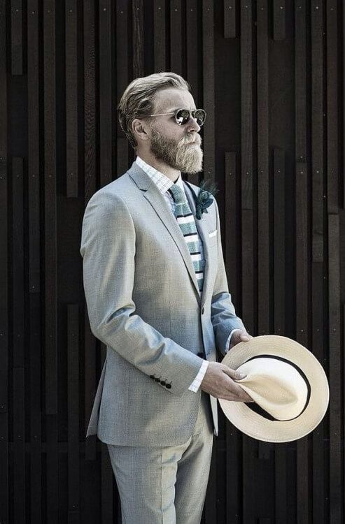 short-hair-beard-18 26 Cool Beard Styles for Short Hair Men for Perfect Look