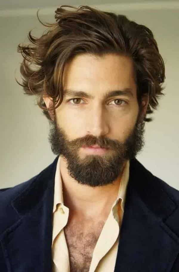 short-hair-beard-27 26 Cool Beard Styles for Short Hair Men for Perfect Look
