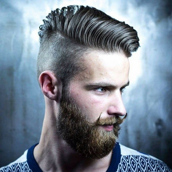 short-hair-beard-31 26 Cool Beard Styles for Short Hair Men for Perfect Look